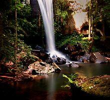 Curtis Falls by Kym Howard