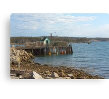 Sambro Head (HDR) Canvas Print