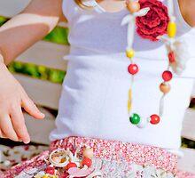Cloth Poppy by Melinda Kerr