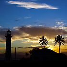 Sunset at Guantanamo by Drew Hillegass