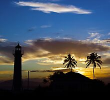 Sunset at Guantanamo by Dnazzx34