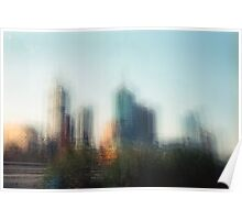 The Metropolis: Evening Poster