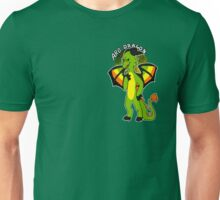 Aromantic dragon Unisex T-Shirt