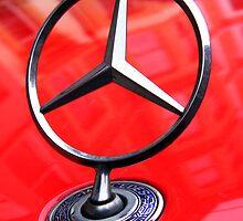 Benz Bonnet Bezel by TREVOR34