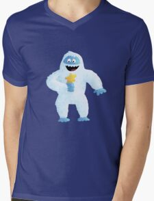 Bumbles Bounce Mens V-Neck T-Shirt