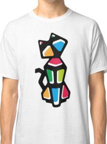 Rainbow Anigami Cat Classic T-Shirt