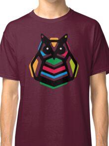 Rainbow Anigami Owl Classic T-Shirt