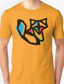 Rainbow Anigami Fox T-Shirt