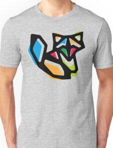 Rainbow Anigami Fox Unisex T-Shirt