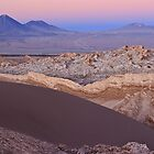 Valley of the Moon, Chile by Fran53