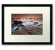 A Meeting Place Framed Print