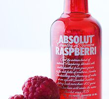 Absolut Raspberri by pauldwade