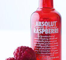 Absolut Raspberri by pauldwade