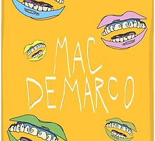 MAC DEMARCO POSTER by gtboys