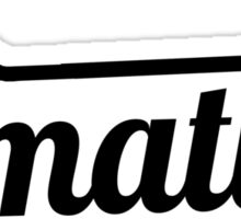 Amatus Sticker