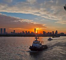Leaving Buenos Aires III by parischris