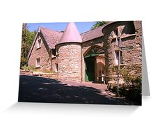 Turret House Greeting Card