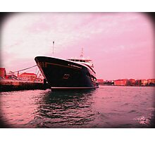 Cruise Photographic Print