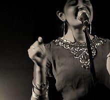 Lead Singer- BluGuru by Natalie Ord