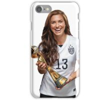 Alex Morgan - World Cup iPhone Case/Skin