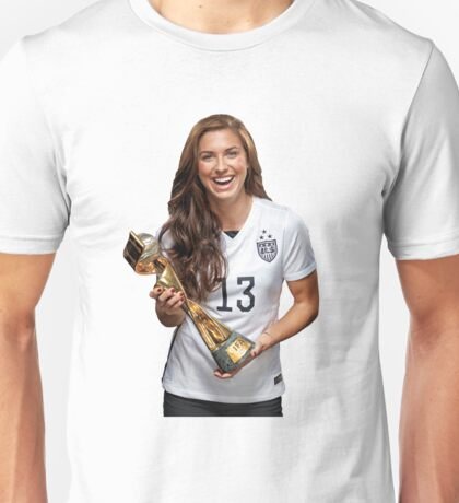 Alex Morgan - World Cup Unisex T-Shirt