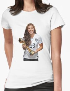 Alex Morgan - World Cup Womens Fitted T-Shirt