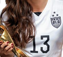 Alex Morgan - World Cup Sticker