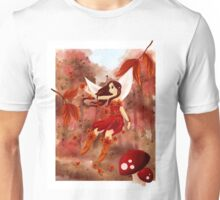 Autumn Fairy  Unisex T-Shirt