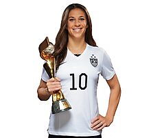 Carli Lloyd - World Cup Photographic Print