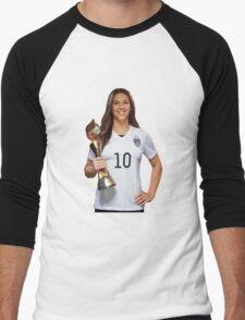 Carli Lloyd - World Cup Men's Baseball ¾ T-Shirt
