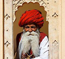 People of Rajasthan by nekineko