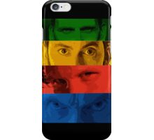 4 Doctors iPhone Case/Skin