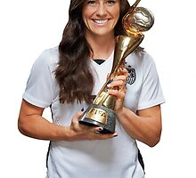Ali Krieger - World Cup by smwgracer