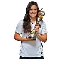 Ali Krieger - World Cup Photographic Print