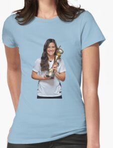 Ali Krieger - World Cup Womens Fitted T-Shirt