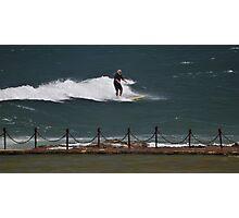 Surfing, Ageless Sport. Photographic Print