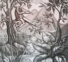 Enchanting The Birds by Bridget Rust