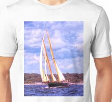 Sailing Along The Coast Unisex T-Shirt