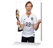 Meghan Klingenberg - World Cup Greeting Card