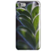 green jewel iPhone Case/Skin