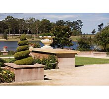 Formal Garden - Hunter Valley Gardens Series Photographic Print