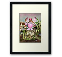 Easter Surprise Framed Print