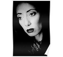 portrait of woman 1 Poster