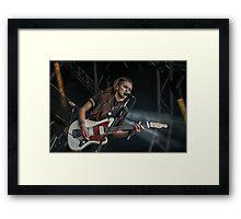 PVRIS - Slam Dunk Festival Framed Print