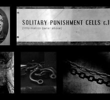 Solitary Punishment Cells by myraj
