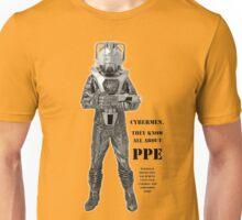Cybermen know PPE Unisex T-Shirt