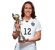 Lauren Holiday - World Cup Photographic Print