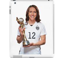 Lauren Holiday - World Cup iPad Case/Skin