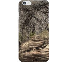 The Bunyip's Lair iPhone Case/Skin
