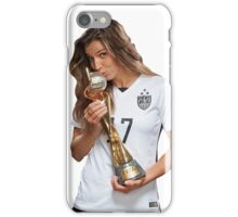 Tobin Heath - World Cup iPhone Case/Skin